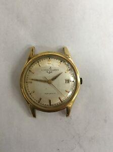 Ulysse Nardin Automatic 18k Yellow Gold Watch