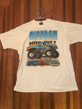 New listing Vintage Mens T-shirt 90's Bigfoot Monster Truck Ford Large 4x4 Hot Rod.Xl