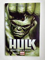 Hulk Vol: 2 Omega Hulk Book 1 - Marvel Comics Trade Paperback Graphic Novel NEW!