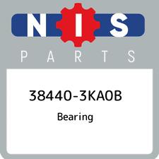 38440-3KA0B Nissan Bearing 384403KA0B, New Genuine OEM Part