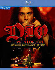 Dio: Live in London - Hammersmith Apollo 1993 (Blu-ray Disc, 2014)