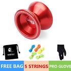 Ball Bearing Magic YOYO T5 Alloy Aluminum yo yo Metal Professional Yo-Yo Toy