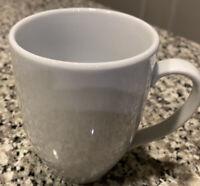 Pottery Barn Great White Coffee Latte Mug Tea Cup Farmhouse Latte