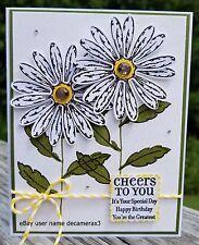 HAPPY BIRTHDAY, THANK YOU, HANDMADE CARD KIT, STAMPIN' UP DAISY DELIGHT,