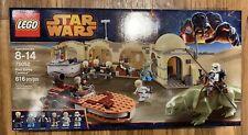 LEGO STAR WARS 75052 - MOS EISLEY CANTINA - BRAND NEW!! SEALED!! UNOPENED!!!