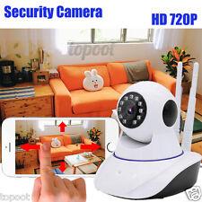 Wireless Wifi Camera 720P HD P2P IP Network CCTV Security Camera Night Vision US