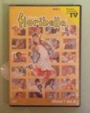 colecao  FLORIBELLA  dvd 1 disco 1     DVD NEW     shrinkwrap tear