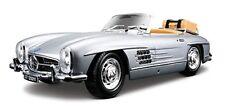 1957 Mercedes-benz 300 SL W198 Touring Gris 1 18 Bburago 12049