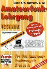 Amateurfunk-Lehrgang für das Amateurfunkzeugnis Klasse A von Eckart K. W. Moltrecht (2007, Taschenbuch)