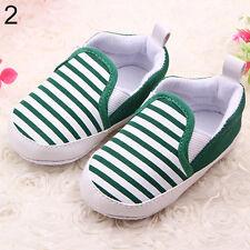 LC _ BONITA FUNKY Bebé Bebé Zapatos Zapatos Cuna Suela de rayas Zapatos 0-18 M
