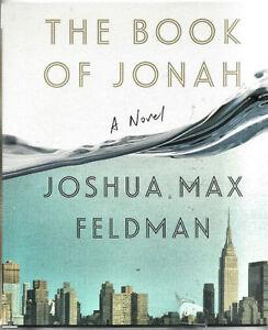 Audio Book  - The Book Of Jonah by Joshua Max Feldman  -  CD