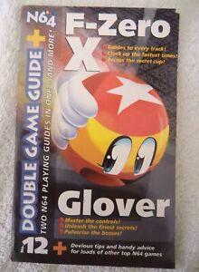 72329 N64 Magazine - F-Zero X / Glover Magazine 1999
