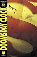Doomsday Clock #1-12   Select Main & Variant Covers   DC Comics 2018-2019