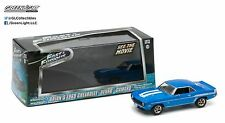 86206 1:43 GreenLight Fast & Furious 1969 Chevrolet Yenko Camaro
