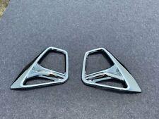 For Chevrolet Blazer Car Accessories Front Cover Fog light Lamp Part Protectors
