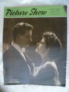 1949 PICTURE SHOW-Margaret Lockwood,Paul Dupuis in MADNESS OF THE HEART, 30 Sept