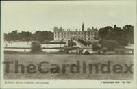 STAMFORD Burghley House Postcard LINCOLNSHIRE Photochrom Co Ltd The Times