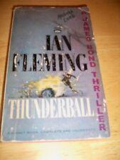 JAMES BOND THUNDERBALL BY IAN FLEMING