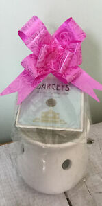 Christmas Gift White Burner And A Pack Random Pack Of 4 Darceys Wax Melts