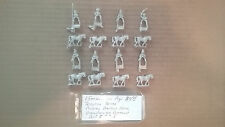 15mm Mini Figs  Tricorne  Prussian Frei Korps Horse Grenadiers w/ com