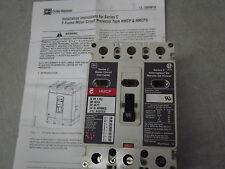 Eaton Cutler Hammer HMCP050K2S Motor Protection Circuit Breaker 600Vac 50A HMCP