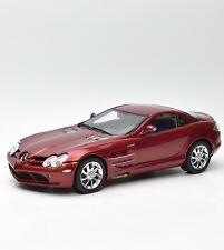 CMC M-045 Rarität Mercedes Benz SLR McLaren 2003 in rot selten !!!, 1:18, X005