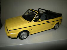 1:18 Otto Mobile VW Golf I Cabrio Young Line Limited Edition 1 of 2000 pcs. OVP