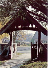 Oxfordshire: Lych Gate, Old Didcot - Posted 1981