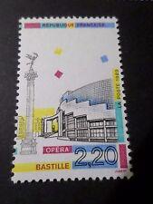 FRANCE 1989, timbre 2581, PANORAMA PARIS, OPERA BASTILLE, neuf**, VF MNH STAMP