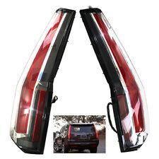 LED Tail Lights Rear FITS For 2007-2014 Chevy Chevrolet Suburban Tahoe GMC Yukon