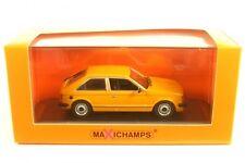 Opel Kadett Saloon Orange 1979 1 43 Model Minichamps