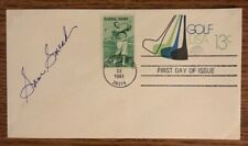 Sam Snead Autographed First Day Cover