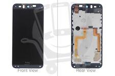 Original HTC Deseo ojo azul oscuro Pantalla LCD Digitalizador Con Bisel & - 80H01923-01