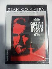 CACCIA A OTTOBRE ROSSO Sean Connery Platinum Collection DVD
