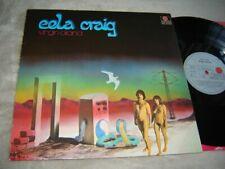 Eela Craig - Virgin Oiland LP Ariola Germany prog with lyrics inner