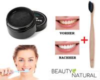 ⭐️⭐️⭐️⭐️⭐️ Zahnpolitur Aktivkohle Carbon Coco Whitening Zahnpasta weiße Zähne