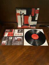 White Stripes De Stijl Record Vinyl New Third Man Rock Jack White