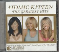 ATOMIC KITTEN / THE GREATEST HITS * NEW CD 2004 * NEU *