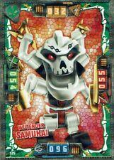 Lego Ninjago Serie 4 TCG Sammelkarten Karte Nr. 125 Wütender Samukai
