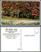 INDIANA Postcard - Nashville, Abe Martin Lodge M42
