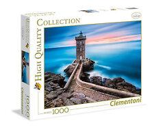 Clementoni Puzzle 1000 Teile Alessio Andreani: Leuchtturm (39334)