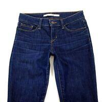 Joes Jeans Chelsea Skinny Slim Capri Crop Womens Size 24 Stretch Dark Wash Denim