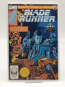 Blade Runner #1 Marvel Combined Shipping Higher Grade 9.4-9.6