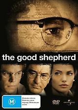 THE GOOD SHERHERD - BRAND NEW & SEALED DVD (MATT DAMON, ANGELINA JOLIE, DE NIRO)