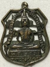 PHRA LP SOTHORN RARE OLD THAI BUDDHA AMULET PENDANT MAGIC ANCIENT IDOL#20