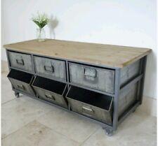 Unità industriali con cassetti tavolo Armadietto
