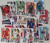 2020/21 Match Attax UEFA Soccer Cards - 20 base cards of your choice