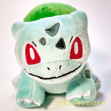 Pokemon Center Original Sitting Cuties Plush - BULBASAUR 5 ½ In Nintendo Go