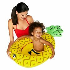 Lil Floats Toddler Inflatable Pool Float Boat Pineapple