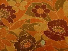 Crypton® Concertex Zenus Villandry Tangier Modern Floral Upholstery  Fabric